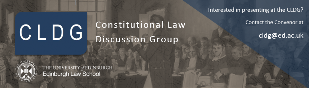 CONSTITUTIONAL LAW DISCUSSION GROUP
