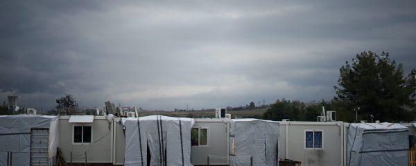 Trailer Refugee Camp