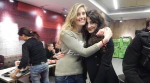 Greta Ramelli (L) and Vanessa Marzullo (R). Source: ANSA.it