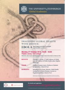 LG Ebola 27 Oct 2014