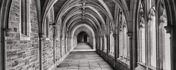 Image of cloister