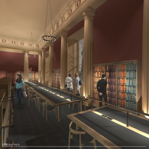 New library design